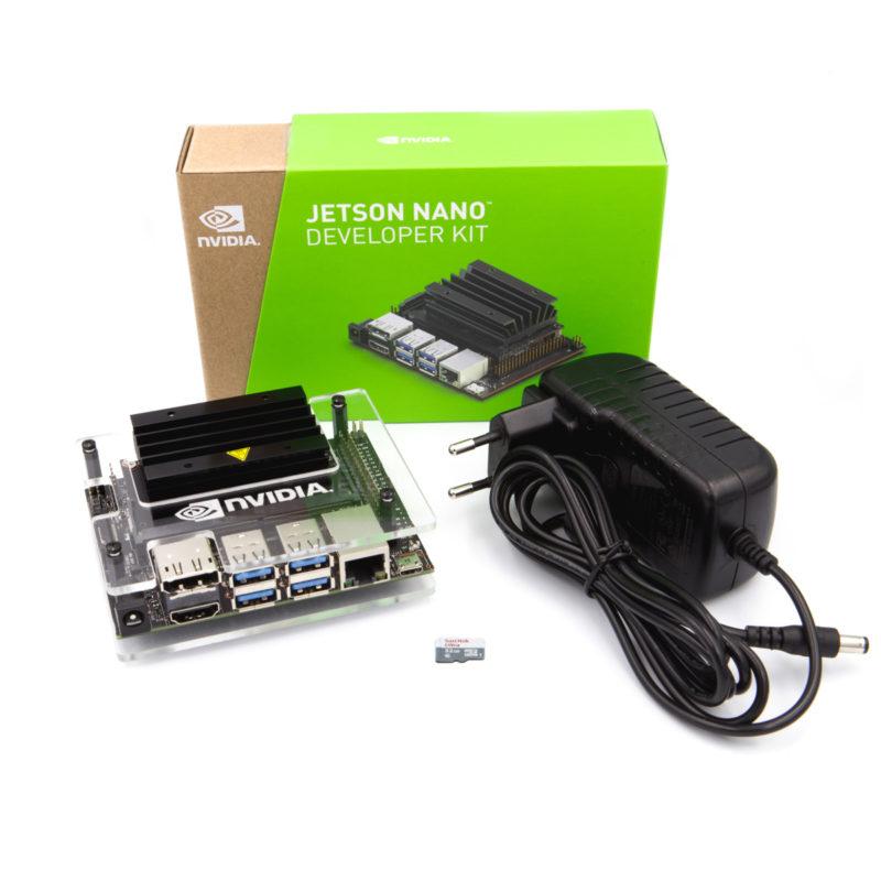 NVIDIA Jetson Nano Starter Kit
